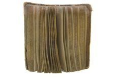 Free Very Old Bible Royalty Free Stock Photo - 8343135