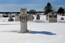 Free Cemetery Royalty Free Stock Photography - 8343947