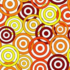 Free Seamless Circle Pattern Stock Photo - 8344560