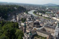 Free Salzburg, Scenery Stock Images - 8345064
