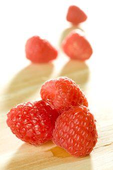 Free Raspberries Stock Images - 8345824