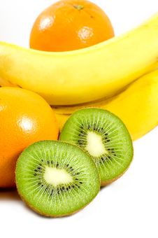 Free Exotic Fruits Royalty Free Stock Photography - 8345947