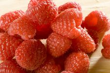 Free Raspberries Stock Image - 8346011