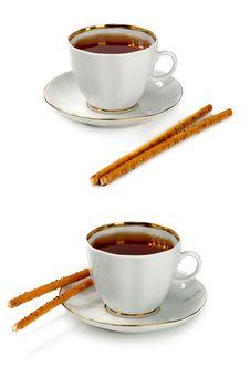 Free Morning Tea Royalty Free Stock Images - 8346049