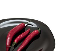 Free Red Chili Pepper Stock Image - 8346081