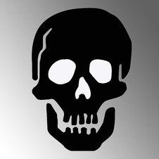 Free Skull Royalty Free Stock Photography - 8346527