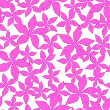 Free Seamless Flower Pattern Royalty Free Stock Image - 8346966