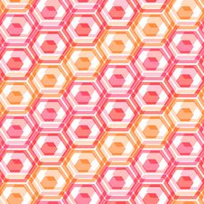 Free Seamless Retro Pattern Royalty Free Stock Photography - 8347157