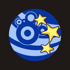 Free Star Ball Stock Image - 8347171