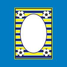 Free Soccer Frame Stock Photo - 8347340