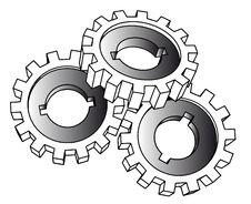Free Cogwheels Stock Photography - 8347682