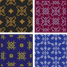 Free Vector Pattern Royalty Free Stock Images - 8347969