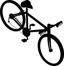 Free Mountain Bicycle Stock Photos - 8349033