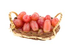 Free Grapes Royalty Free Stock Photo - 8349845