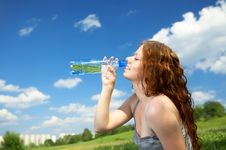 Free Thirst Royalty Free Stock Photo - 8349955