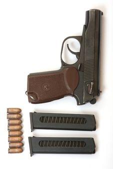 Free Gun Stock Photos - 8350393