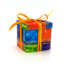 Free Gift Box Stock Photos - 8350643