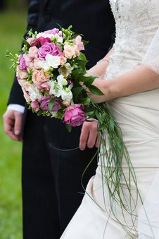 Free Wedding Flowers Royalty Free Stock Images - 8351329