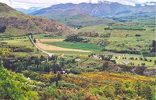 Free Lanscape Of New Zealand Royalty Free Stock Image - 8351696