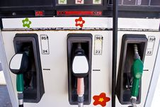 Free Fuel Station Royalty Free Stock Photography - 8351867