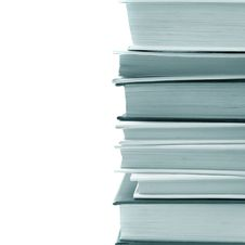 Free Stack Of Books Stock Photos - 8351883