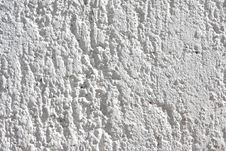 White Wall Royalty Free Stock Image