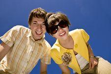 Free Happy Couple Stock Photos - 8352763
