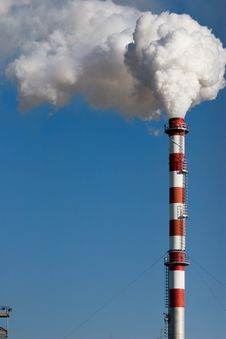 Free Production And Pollution Stock Photo - 8352900