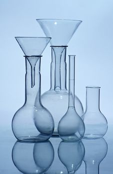 Free Glass Laboratory Equipment Stock Photos - 8353163