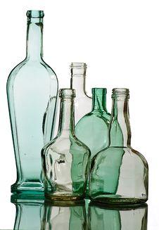 Free Old Bottle Royalty Free Stock Image - 8353166
