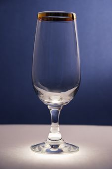 Free Champagne Glass Royalty Free Stock Photography - 8353287