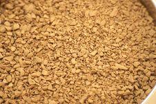 Free Coffee Granules Stock Photo - 8353380