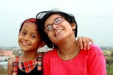 Free Girls Having Fun Royalty Free Stock Image - 8353406