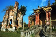 Free A Ruined Fort. Stock Photography - 8353522