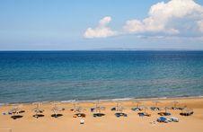 Free Mediterranean Sea Coast Royalty Free Stock Image - 8353896