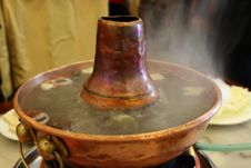 Free Chinese Hot Pot Stock Photography - 8354872