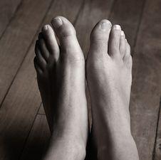 Free Feet Stock Photo - 8355270