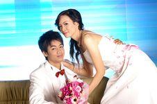 Free Wedding Time Royalty Free Stock Photos - 8356118