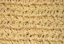 Free Wattled Product From Dry Branches Or Straw Stock Photography - 8356362