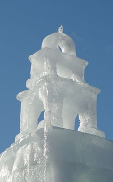 Free Ice Architecture Royalty Free Stock Photography - 8356527