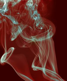 Free Smoke Waves Stock Photo - 8357050