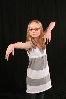 Free Teenage Girl Stock Photos - 8357273