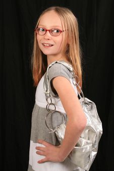 Free Teen Girl Royalty Free Stock Photos - 8357298