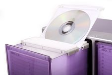 Free CD Box Stock Photos - 8358243
