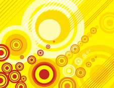 Free Abstract Circle Design Stock Photos - 8358453