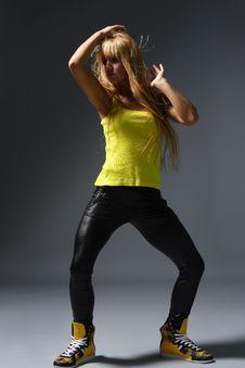 Free Dance Royalty Free Stock Photos - 8358468