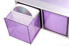 Free CD Box Stock Photo - 8358560