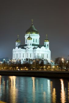 Free Cathedral Of Christ The Savior Royalty Free Stock Photos - 8359018