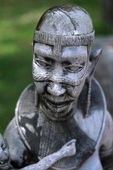 Free African Sculpture Stock Photos - 8359073