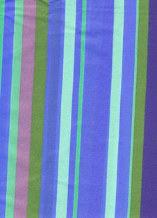 Coloured Fabric Textile Texture Stock Photography